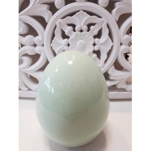 zielone jajko