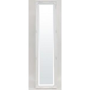 lustro białe