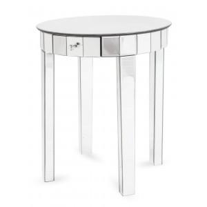 stolik lustrzany