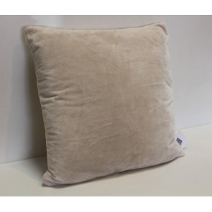beżowa poduszka