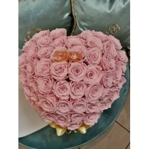 50 wiecznych róż