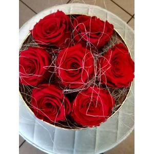 7 wiecznych róż